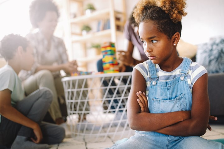 What to do when children don't want to go to another parent